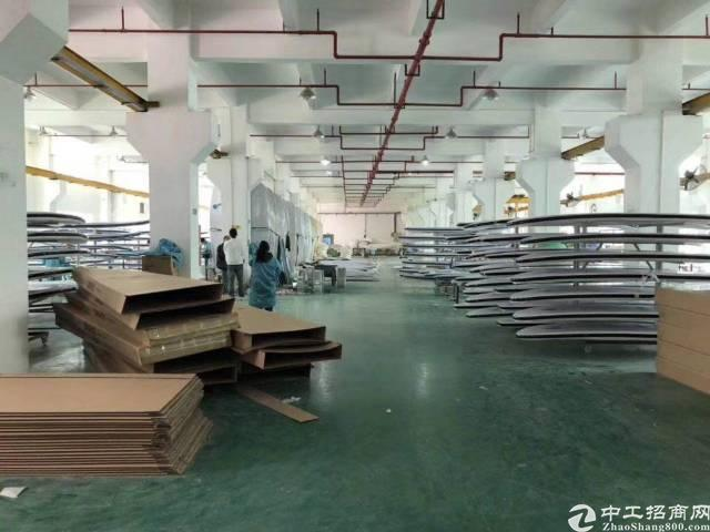 惠阳秋长标准一楼厂房2600平米,高度6米!带行车!招租!!