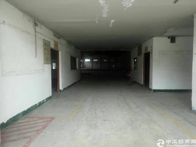 大岭山新出独门独院单一层钢构厂房