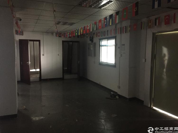 沙井楼上400平精装修厂房出租