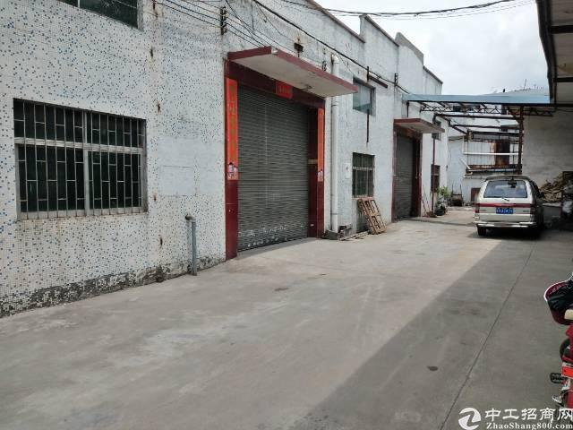 龙岗龙东义乌商贸城附近新出钢构300平方招租
