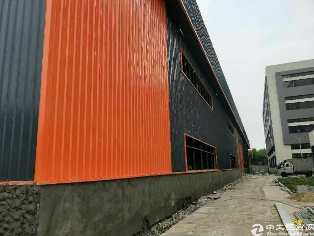 高埗镇独门独院单一层钢构厂房出租