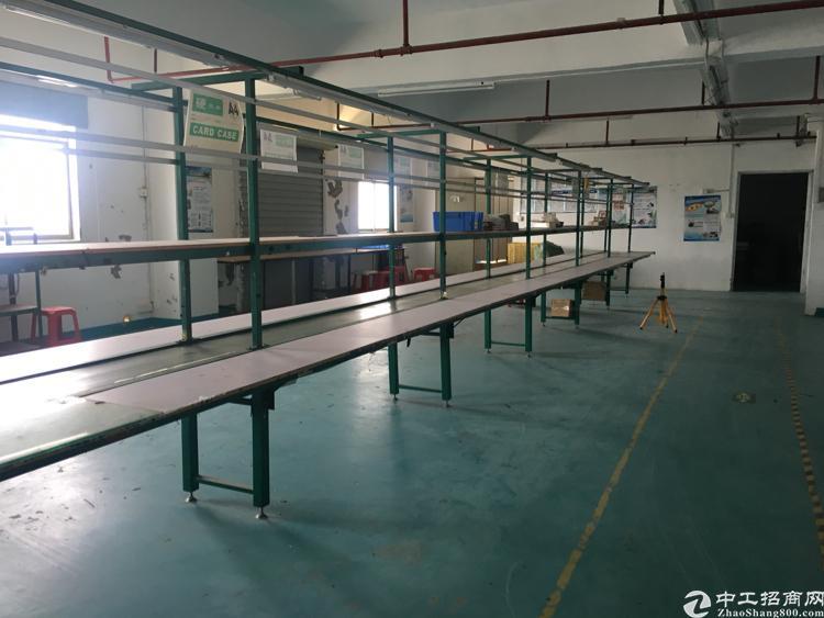 沙井镇和一工业区500平米带装修出租