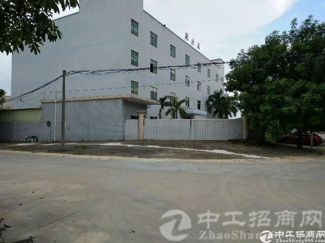 常平镇占地 12.5 亩建筑 10580 ㎡村委合同厂房出售