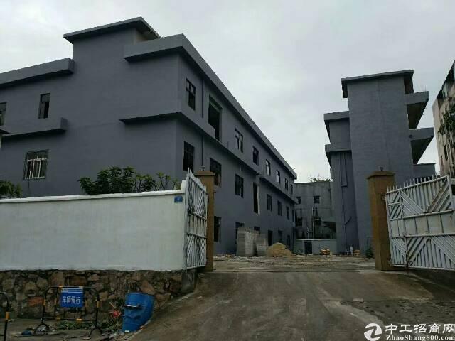 东莞市黄江镇新出独门独院4300平米厂房出租