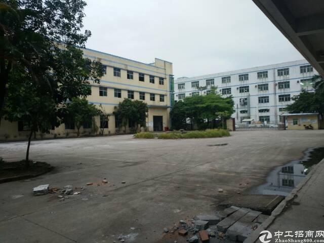 福永和平新出独院三层4500平方重工厂房
