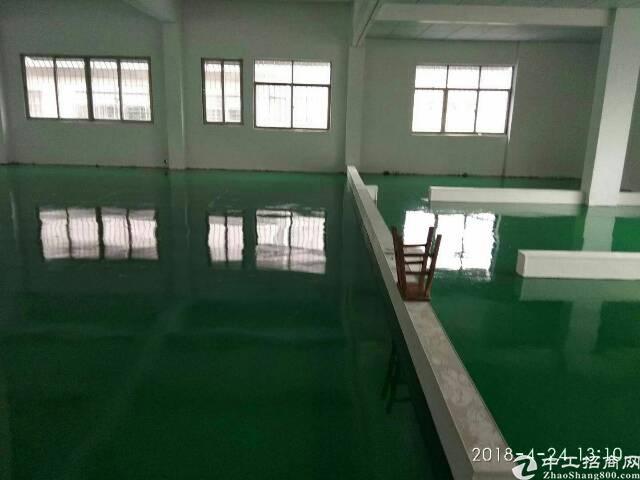 虎门北栅新出厂房二楼1200平方出租招租