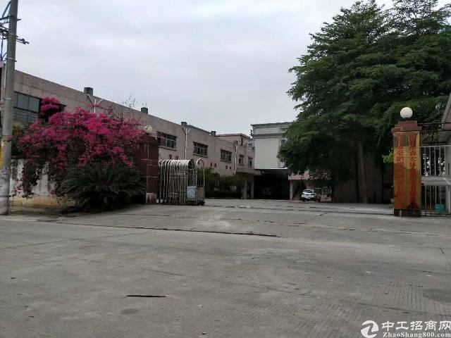 大朗镇4600平标准厂房招租