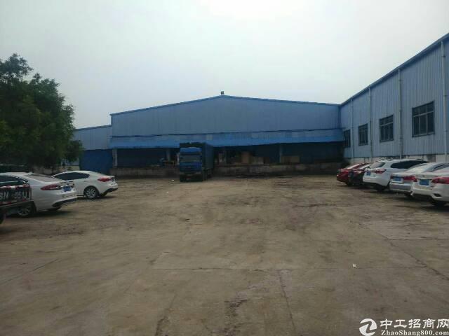 虎门镇怀德村新出厂房6000-10000平方钢构厂房低价出租