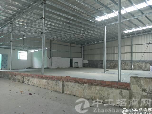 塘厦石鼓小面积独院钢构出租500平面出租