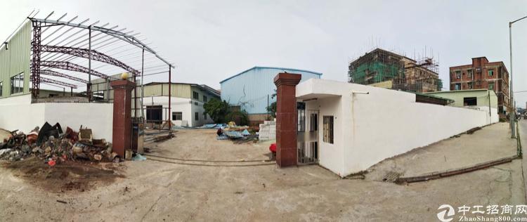 企石镇独院单一层厂房4000平方米出租