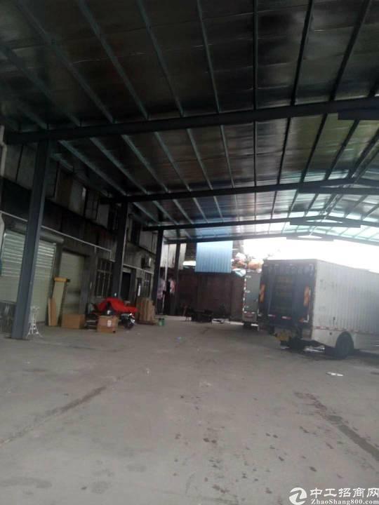 上沙新出钢构厂房,面积2300,水电齐全有办公室。