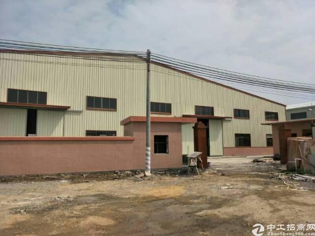 石湾镇里波水村带牛角位的独院厂房招租