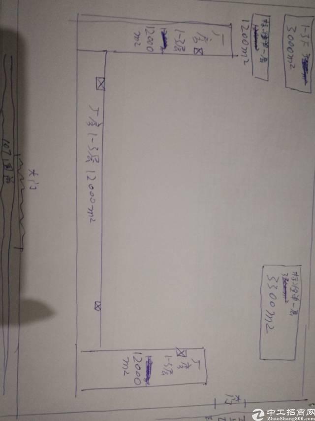 东城独院40000平米标准厂房出租