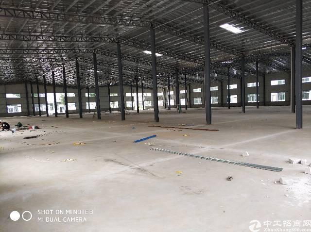 清溪从广深高速楼6000平米原房东独院厂房出租