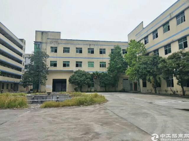 福永大洋田工业园独门独院16000平米招租
