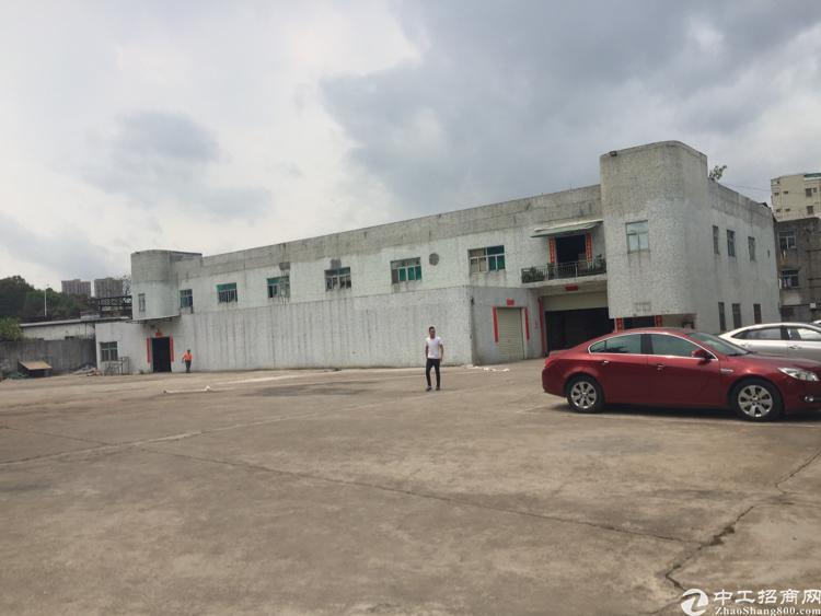 坪山坑梓新出独门独院3800平厂房招租 原房东