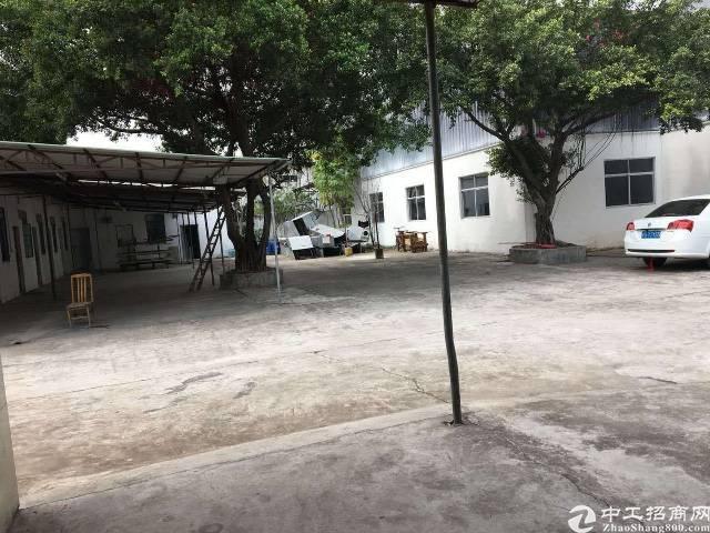 万江新出单一层独院厂房出租环城路边