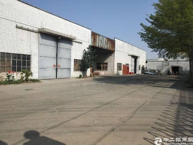 龙岗6米钢构厂房4000平米,型象好,可分租