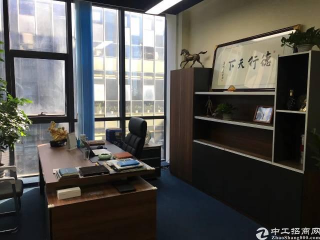 福永塘尾楼上带装修700平米厂房出租