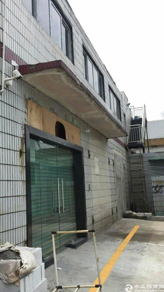丹竹头地铁站 100米处厂房 上下楼各250平方仓库办公