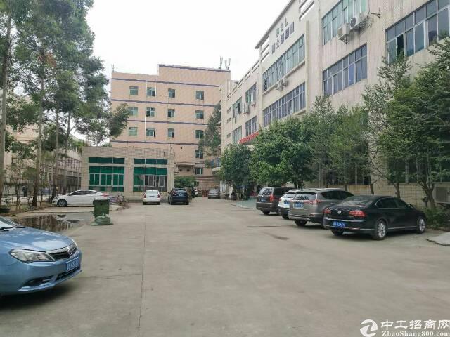 沙井黄埔107国道边独门独院二楼800平方
