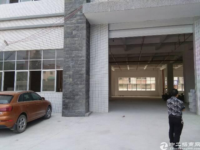 黄江镇靠靠深圳公明一楼1700平米标准厂房出租