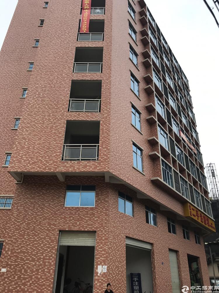 塘厦石马附近靠近观澜全新厂房618平方招租