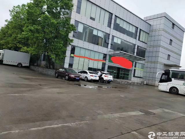 清溪新出红本标准厂房二楼3500平米
