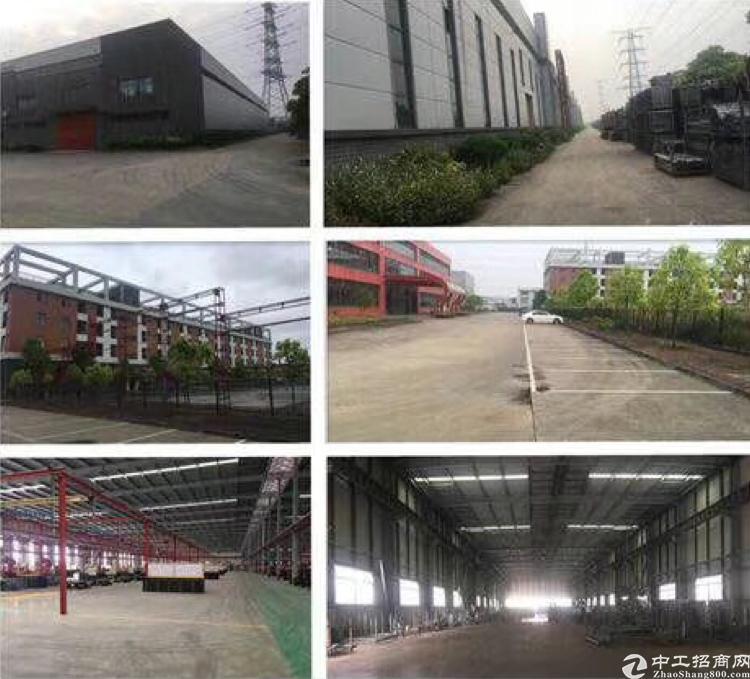 增城国家经济开发区滴水13米单一层钢构独院厂房