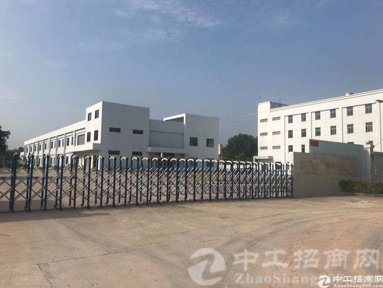 黄江镇建筑 8500 ㎡ 国有产权厂房出售