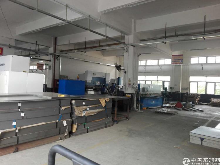 独院厂房一楼500平米租25现成装修
