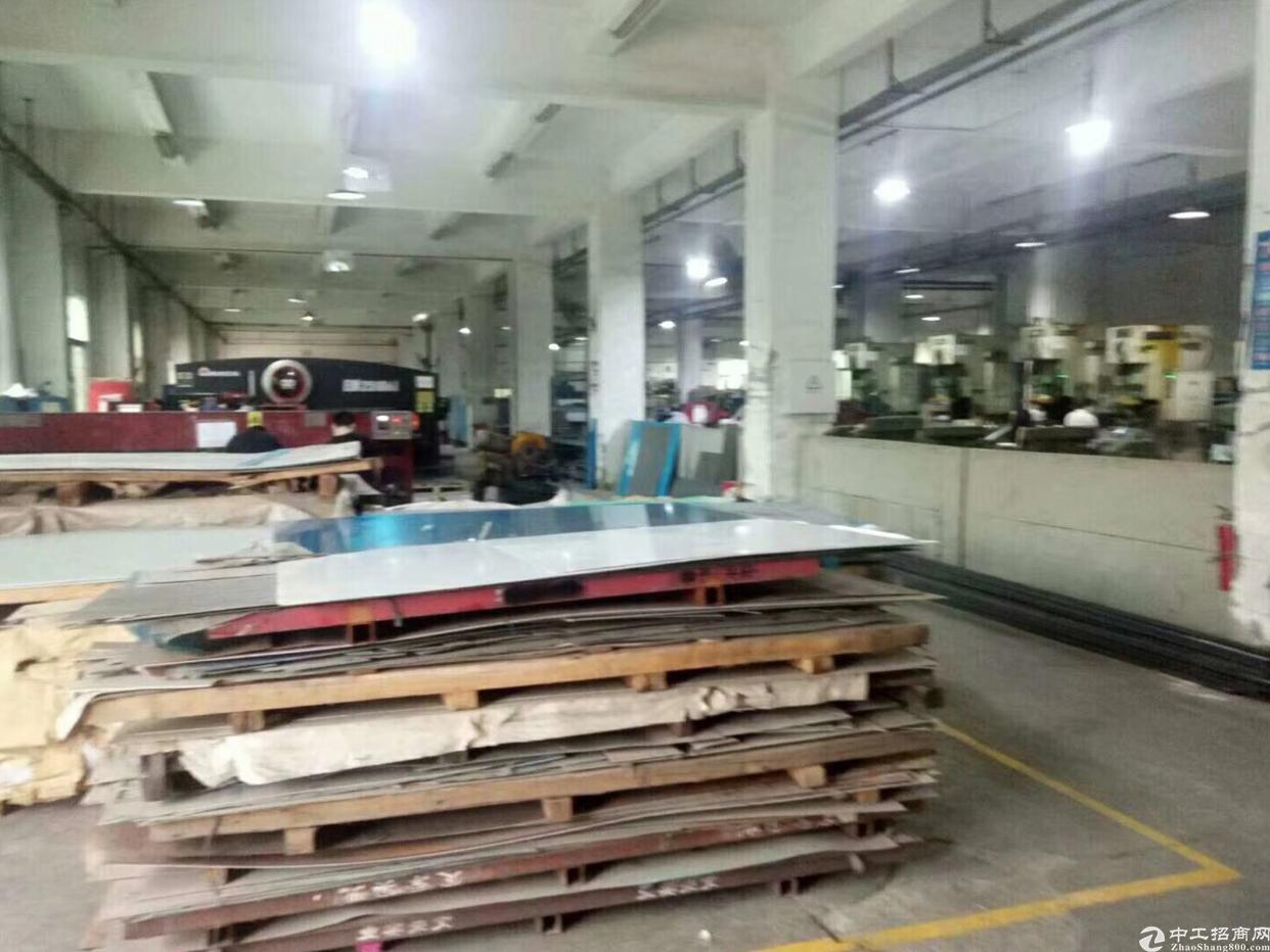 龙华清平高速口原房东整栋6000平,可分租-图4