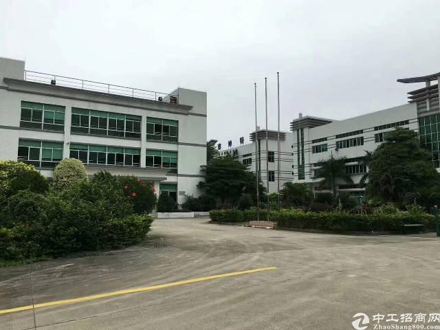 黄江镇原房东花园式独院厂房15678平