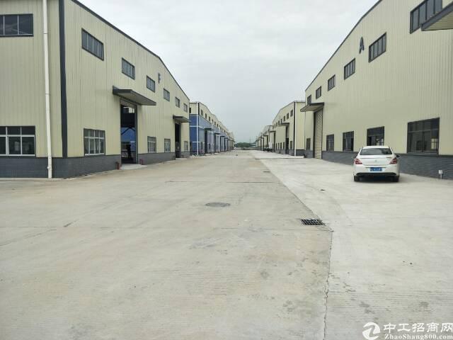 东莞市企石十二米高单一层厂房出售