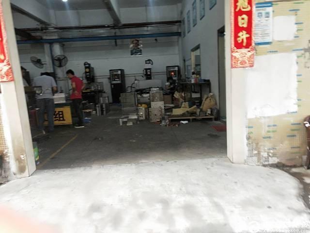 福永凤凰新出一楼420平方标准厂房,面积实在,没有基本电费