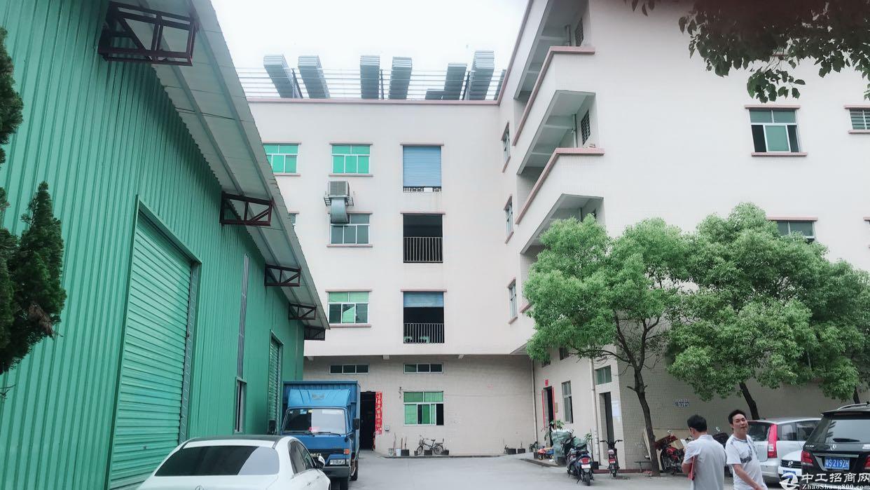 虎门镇沙角原房东独院6600平米靓厂房出租整租价平报13元