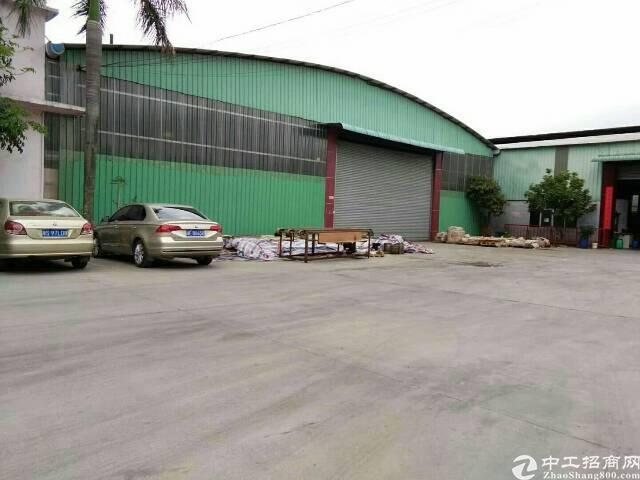 新出钢构厂房1800平方出租