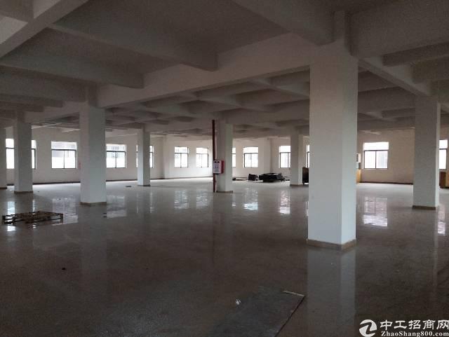 工业园标准楼上厂房
