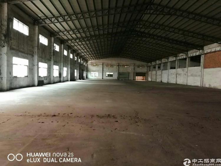 长安上沙新出钢结构厂房2300平厂房出租