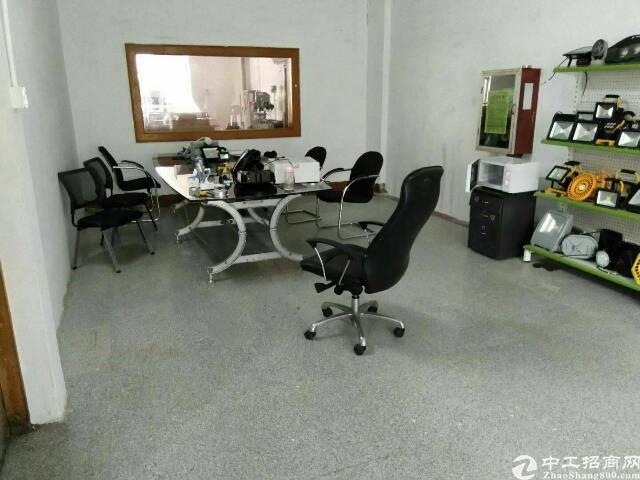 坑梓新出楼上500平米豪华装修办公室业主急租