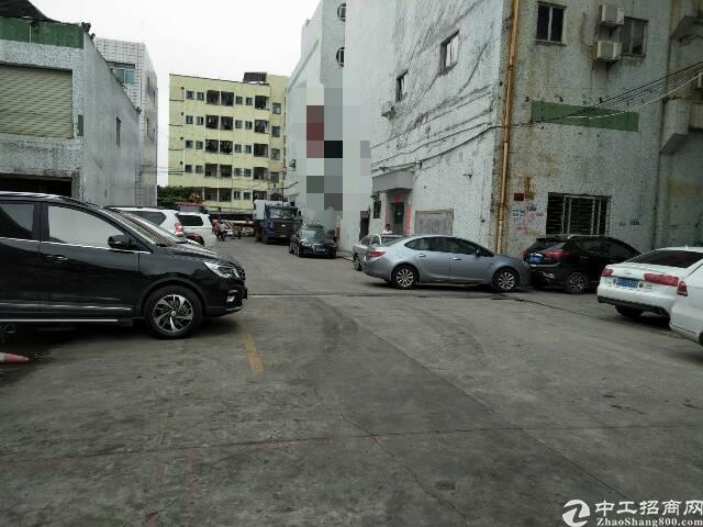 长安增田莲湖路旁,一楼350平实业客转租精装修