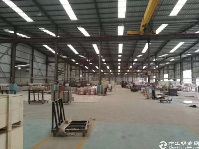 惠州惠阳新圩工业园10000平钢构出租