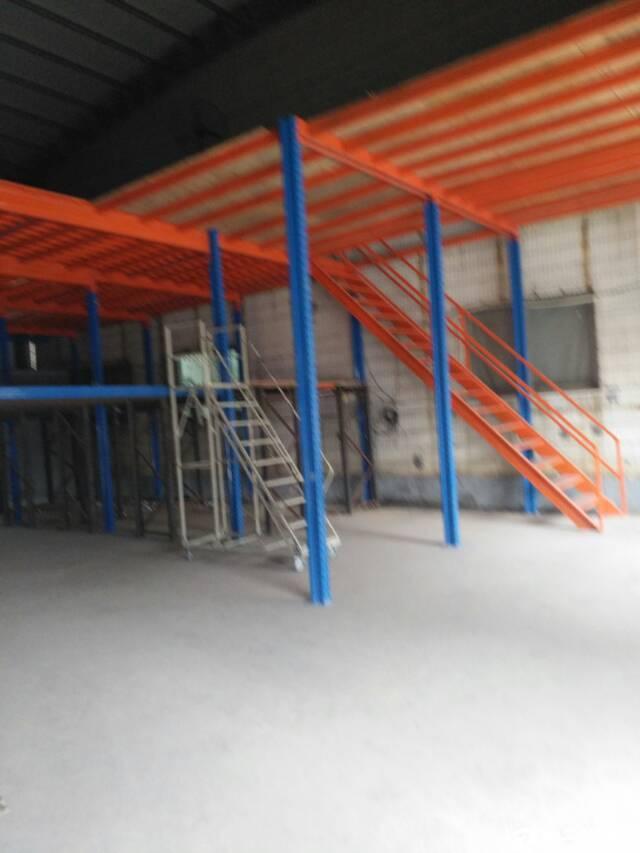 长安乌沙李屋村环西路一楼厂房交通方便有装修有空地面积600平