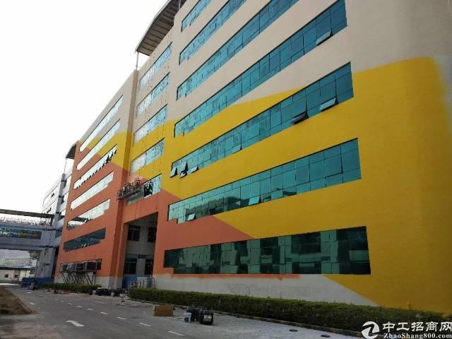 南山西丽高端园区适合办公研发275-5657平招租