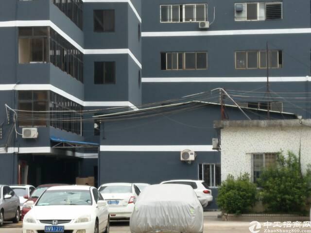 长安沙头新出标准厂房。