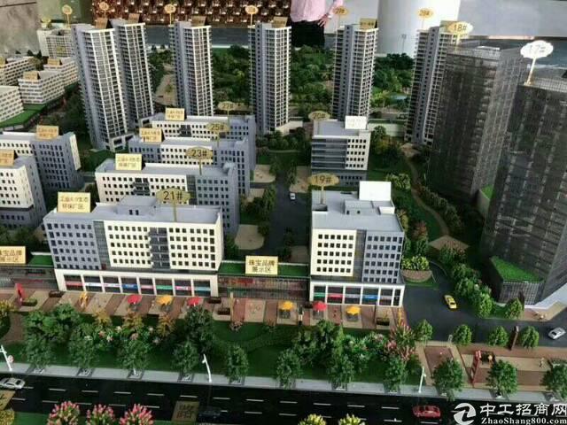 东莞松山湖红本产权厂房首付五成按揭十年优惠出售