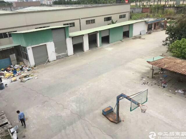 水朗村6000方独门独院3层厂房出租