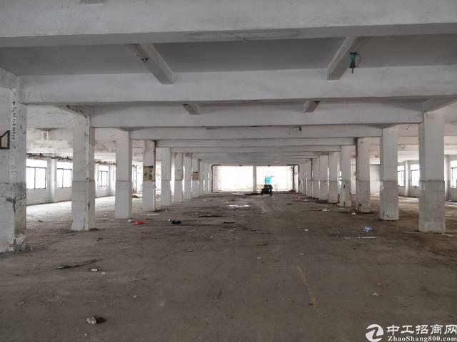 长安厦边社区新出厂房招租