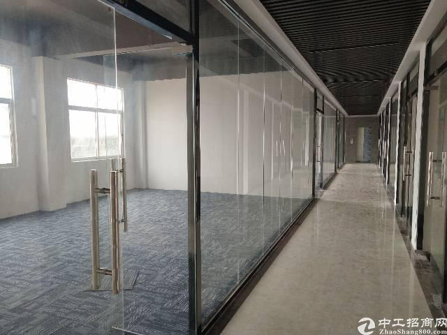 沙井 地铁口 精装修写字楼出租,68-500平,大小分租