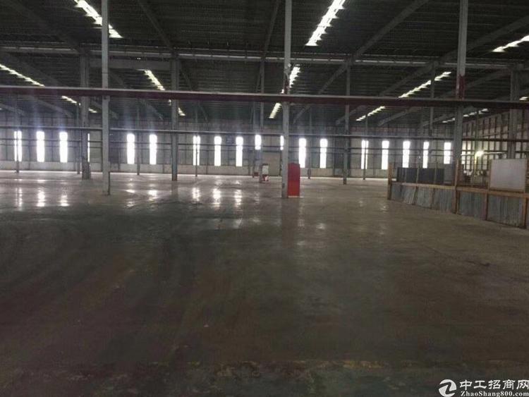 新塘镇滴水12米单一层厂房-图2